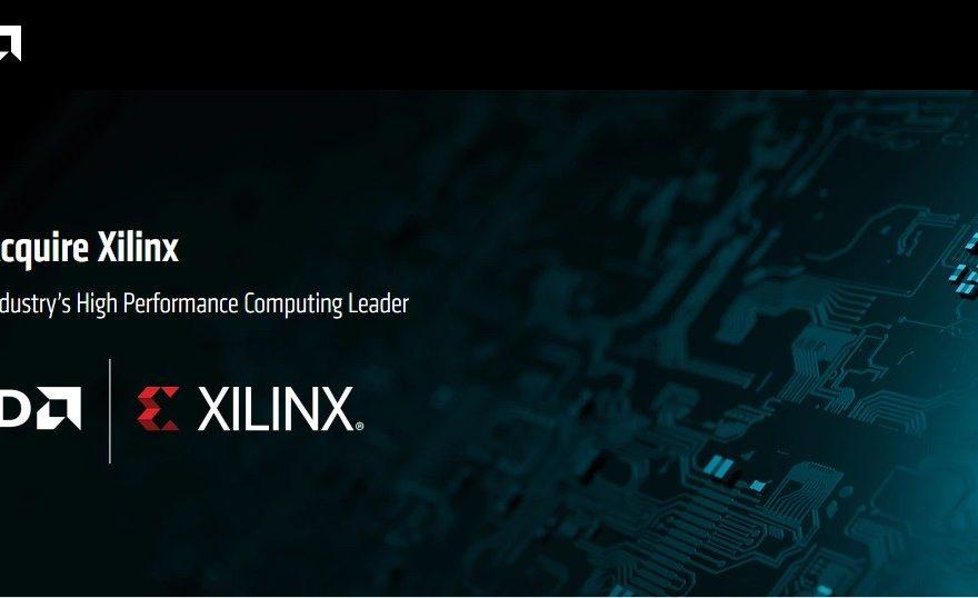 AMD 350億美金併購賽靈思Xilinx