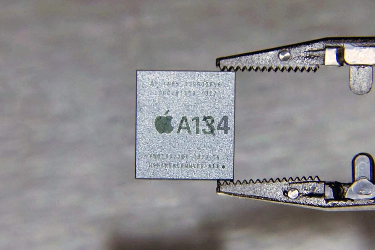 台積電生產蘋果a14處理器