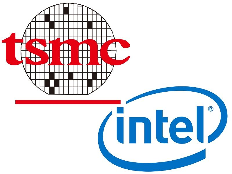 台積電迎接Intel